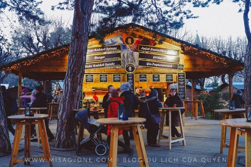 Chợ Giáng Sinh Weihnachsdorf