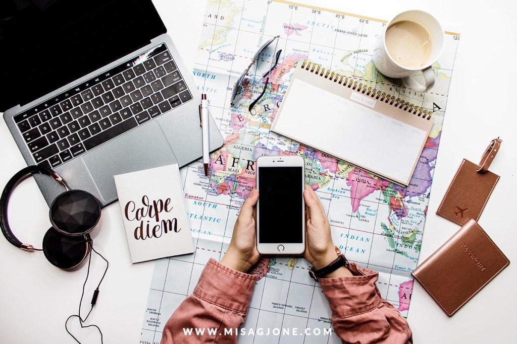 Web & app du lịch hữu ích