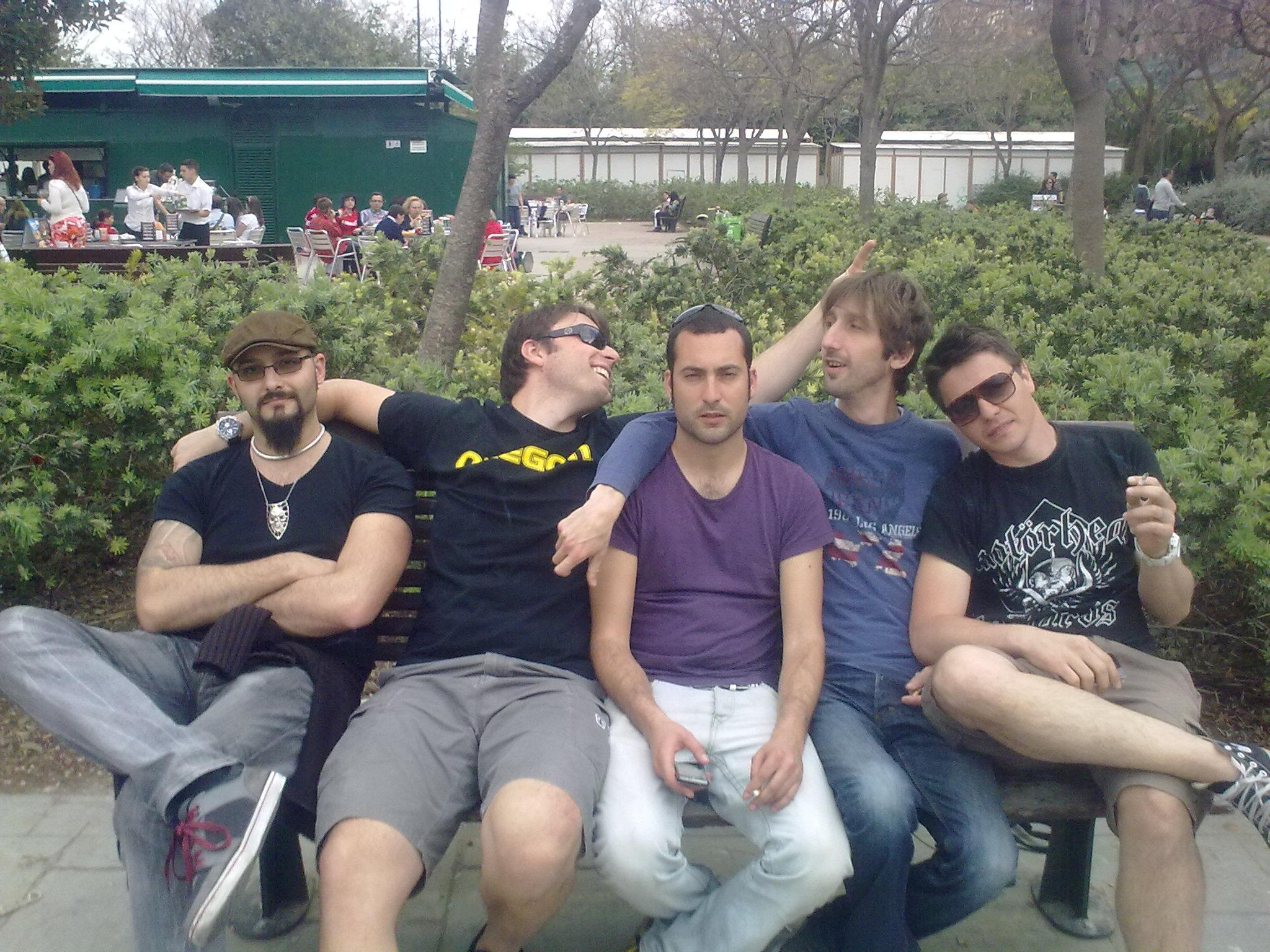 Galafhouse on Tour 2011