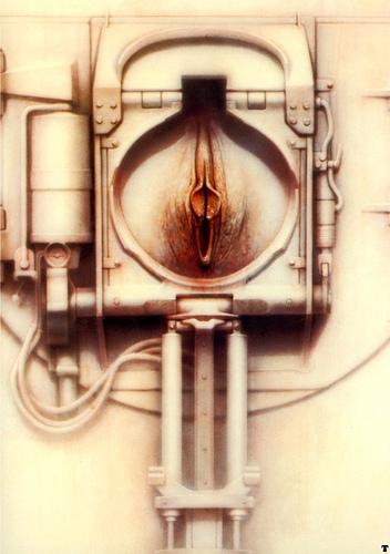 H.R. Giger - Passage