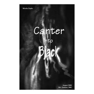 Canter into Black_cover