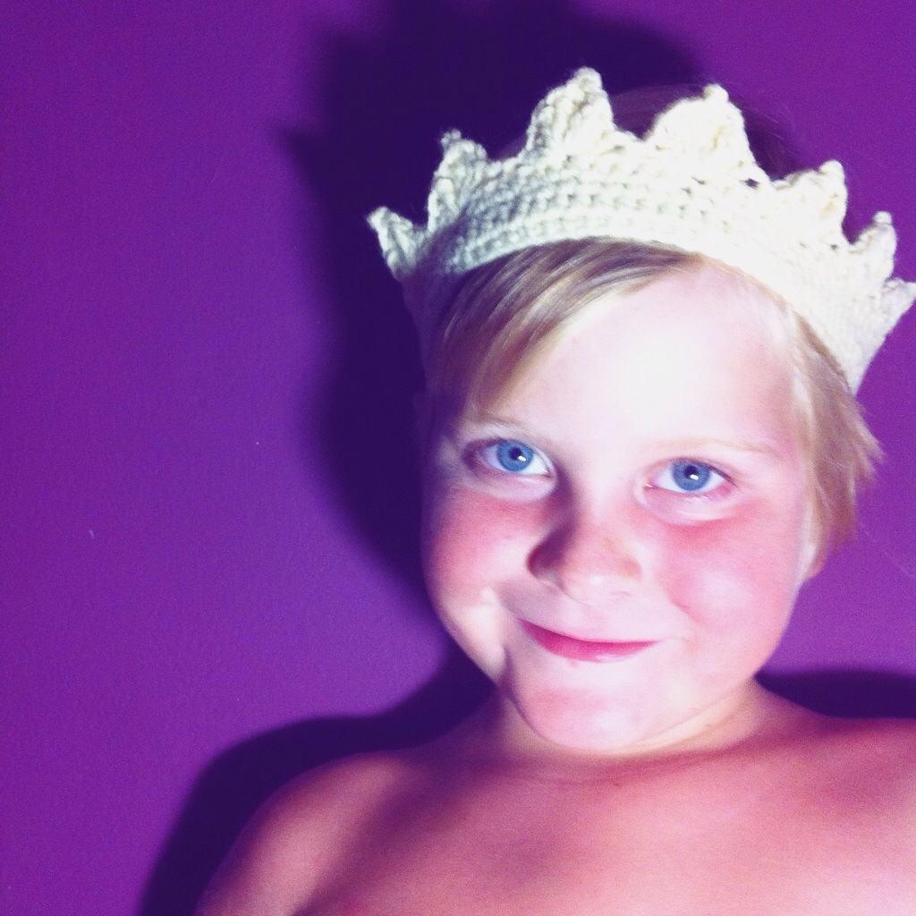 I want to be a prince!