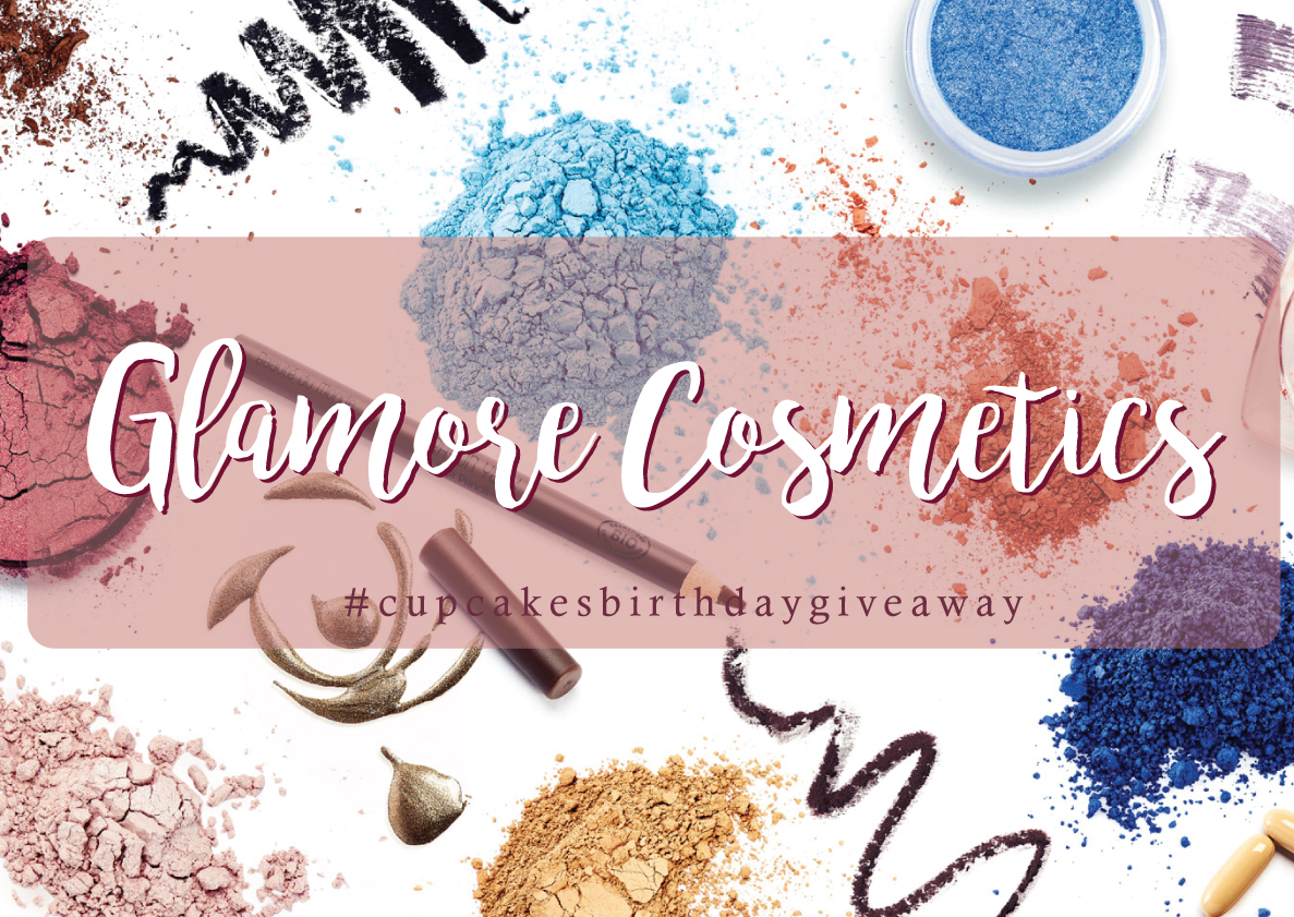 DAY TWENTY TWO > Glamore Cosmetics