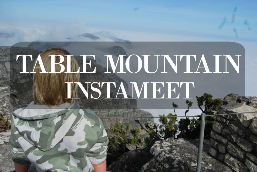 A Table Mountain instameet