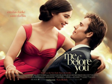 Me Before You – the movie