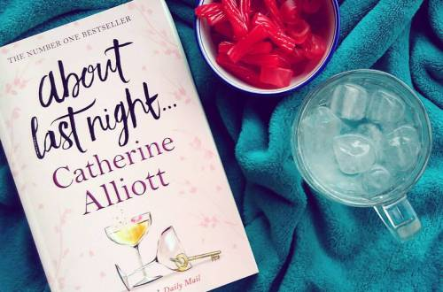 About last night – Catherine Alliott