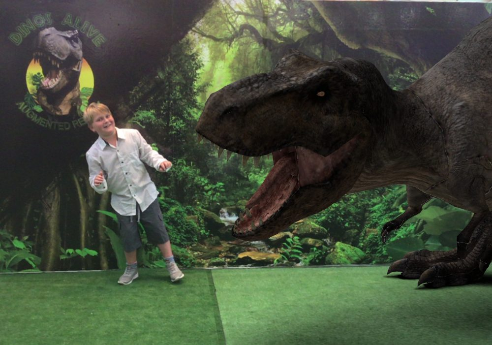 [WIN – CLOSED] ruuuun it's a T-rex!