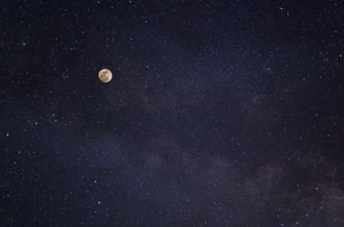 Fact Friday – The Moon