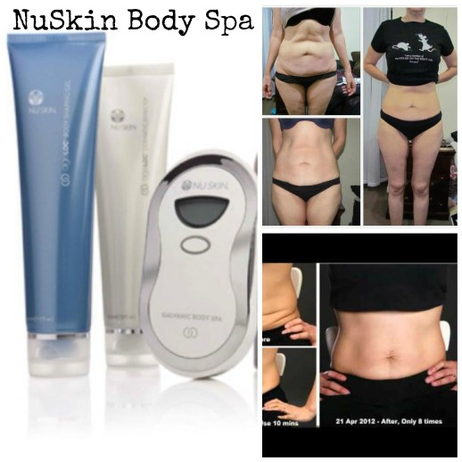 NuSkin body Spa