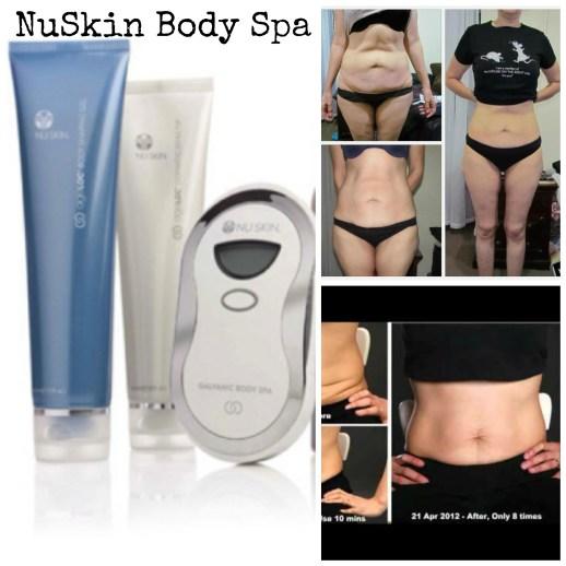 NuSkin body Spa