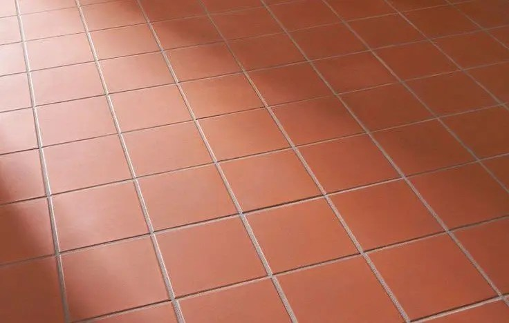 Restaurant Kitchen Flooring Quarry Tile Commercial Kitchen