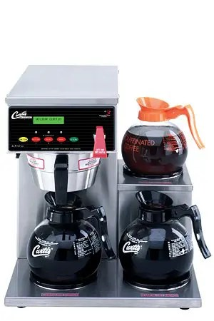 commercial coffee maker decanter