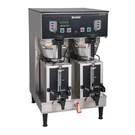 commercial coffee maker soft thermal