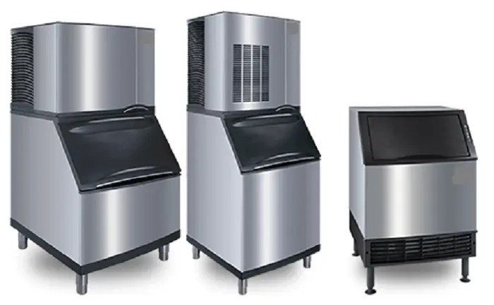 Commercial Kitchen Design Guidelines: Ice Machines