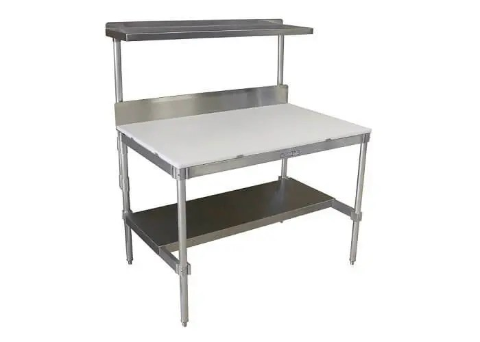 Commercial Kitchen Worktables