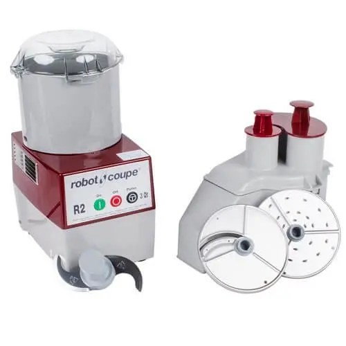 commercial robot coupe food processor type of restaurant kitchen medium equipment