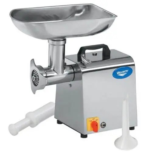 electric meat grinder type of restaurant kitchen medium equipment