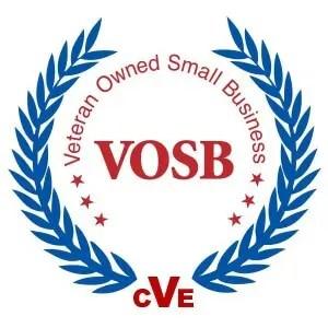 certified restaurant kitchen design veteran owned small business logo
