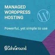 SiteGround Icon
