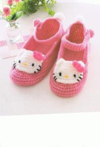 Hello Kitty crochet mix (3)