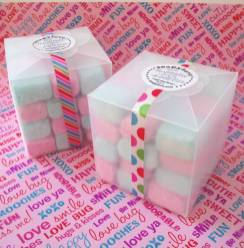 7-16-10 Marshmallow Bubble Gum boxes