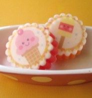 Adorable Printed Soaps