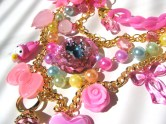 Princess Sugar Crunch necklace
