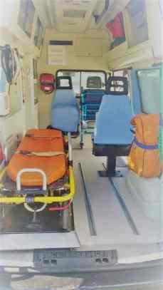 servizio ambulanza