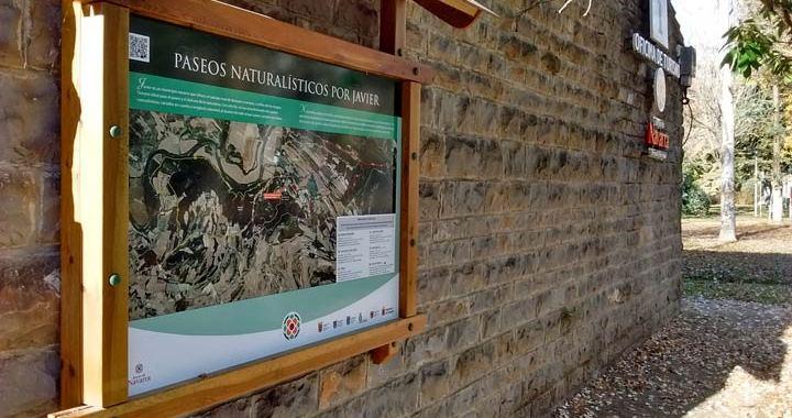 Paseos naturalísticos por Javier