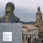 Rey Sancho Garcés en Villamayor de Monjardín