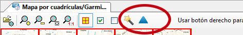 Botón generar mapa en OkMap
