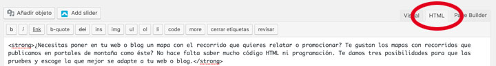 5-modo-html-wordpress