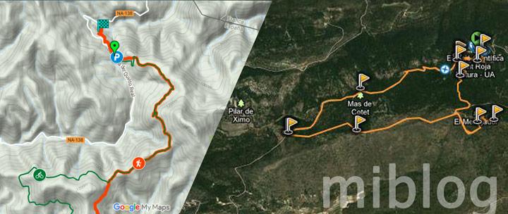 Mapas personalizados para webs