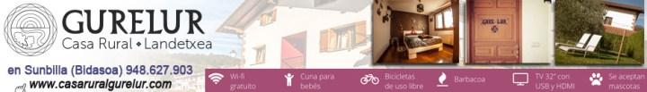 Casa Rural Gurelur de Sunbilla-Bidasoa Navarra