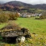 Dolmen de Pagamendi (Oderitz)