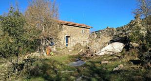 Despoblado de Uloci (valle de Arce)