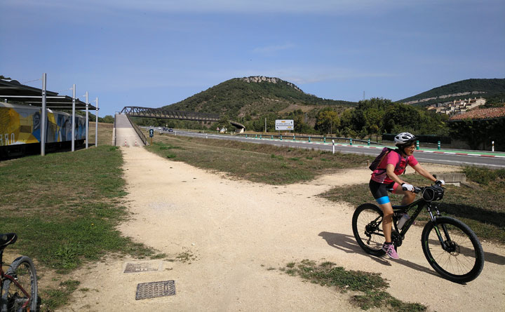 Vía Verde Tren Vasconavarro