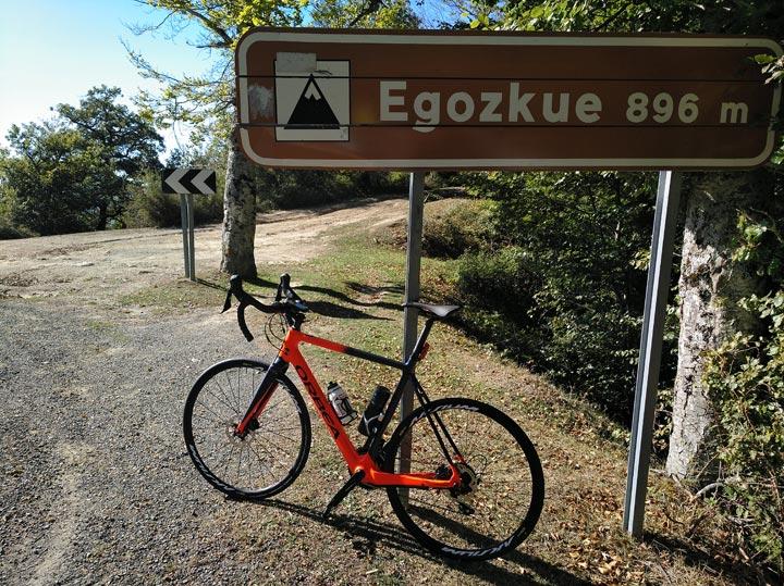 Puerto de Egozkue-valle de Esteribar