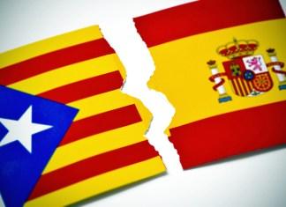 independencia Cataluña - España