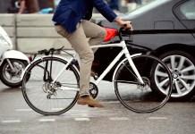 uso de la bicicleta desplaza al de carros