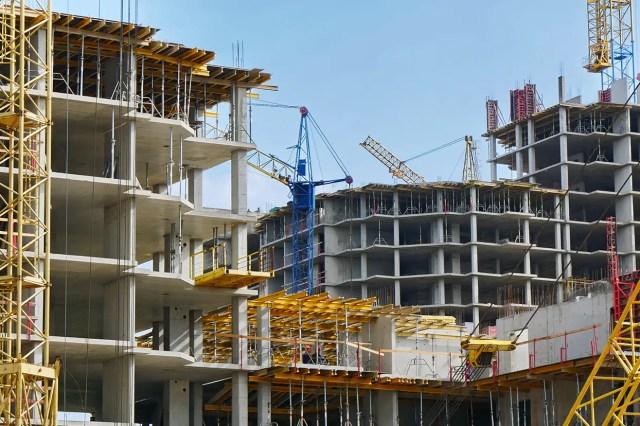 Las cifras que podrían indicar una recuperación del sector de la construcción