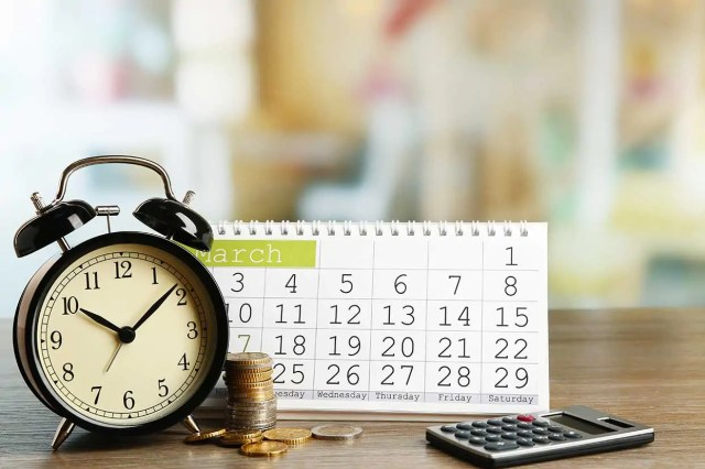 Cambios en el calendario tributario para declarantes de renta