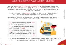 Acciones del Gobierno para que los colombianos reciban su prima