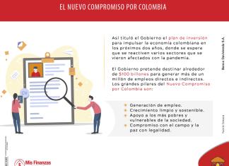El Nuevo Compromiso por el Futuro de Colombia, en aras de la recuperación económica