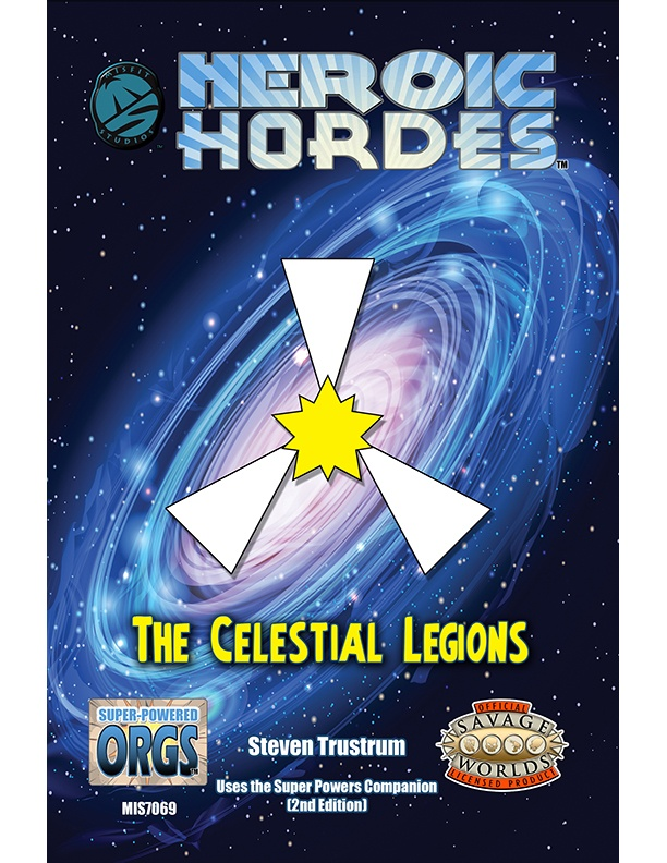 The Celestial Legions for the Savage Worlds RPG