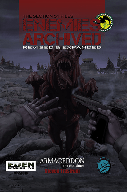 Enemies Archived Revised & Expanded for the Armageddon RPG