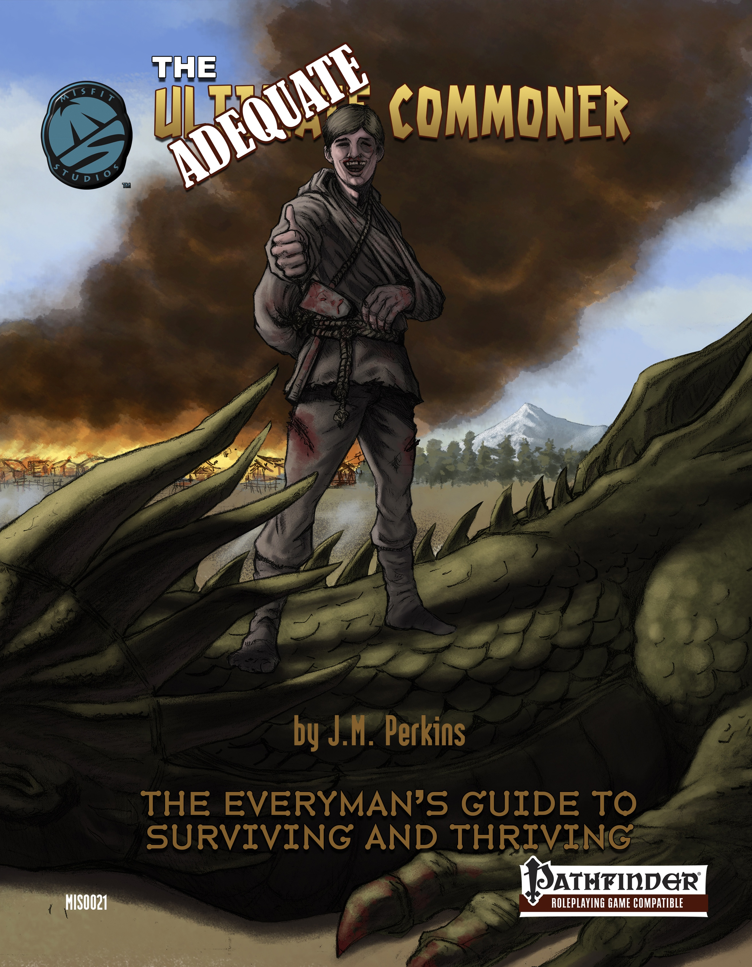 The Adequate Commoner for the Pathfinder RPG