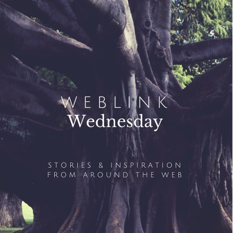 Weblink Wednesday stories and inspiration from around the web in gardening, home brewing, canning, crafts and more