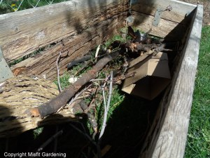 Build A Raised Hugelkultur Bed