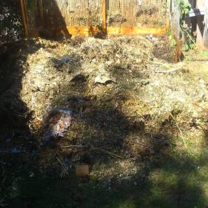 kickstart the compost